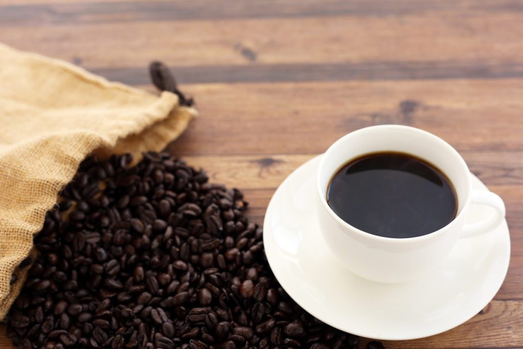 自家焙煎コーヒー 粉砕